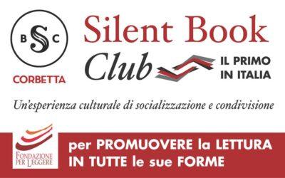 SILENT BOOK 11 SETTEMBRE 2021: LIBRI LETTI